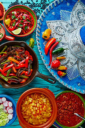 Mexicaanse catering Foodtruck en cocktails